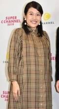 """横澤夏子、ややふっくらお腹でイベントに登場 子どもの名前は""""ローラン?"""""""