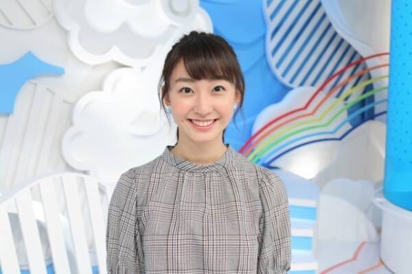 今年度入社の杉原凜アナウンサーが10月期から『ZIP!』に加入 (C)日本テレビ