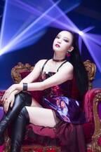 HARA、再始動第1弾MVで妖艶ダンス「強いハラになりました」
