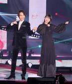 """【GirlsAward】中川大志、ランウェイで""""バイオリン""""ポーズ いくえみ男子に意気込み「キュンキュンさせたい」"""