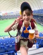 テレ東の新人・池谷実悠アナ、ビールの売り子経験生かして初ナレーション