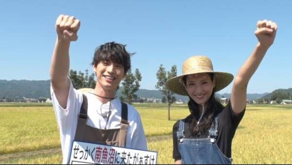 13日放送のグルメバラエティー番組『バナナマンのせっかくグルメ!SP』の模様(C)TBS