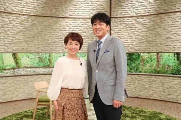 MBS・TBS系で放送中の『サワコの朝』10月19日に放送400回。ゲストはTBSの安住紳一郎アナウンサー(C)MBS