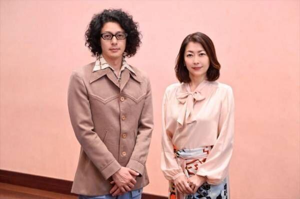 オダギリジョー主演『時効警察はじめました』第3話に中山美穂が登場(C)テレビ朝日・MMJ