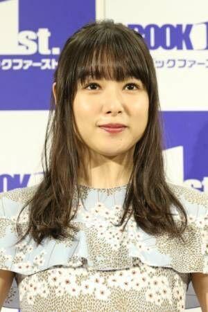 2020年カレンダーの発売記念イベントを開催した桜井日奈子