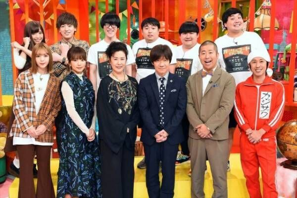 10月22日放送、『世界77億人に発信!内村のツボる動画大賞』第2弾出演者(C)テレビ東京