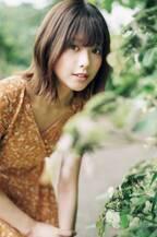 欅坂46・渡邉理佐「楽しんだ」大ボリュームグラビアで魅せた、進化した美しさ
