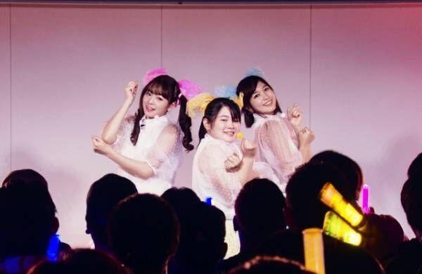『チート~詐欺師の皆さん、ご注意ください~』劇中アイドルユニット「ジュエル☆トリコ」の配信デビューが決定 (C)読売テレビ