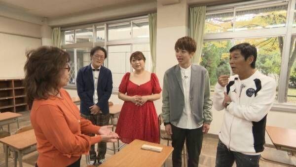 バラエティー特番『誰も知らない明石家さんま』の第5弾の模様(C)日本テレビ