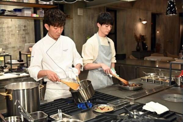 TBS系 日曜劇場『グランメゾン東京』(日曜 後9:00)第5話より(C)TBS