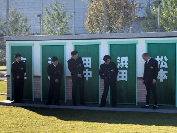 『絶対に笑ってはいけない青春ハイスクール24時!』の模様(C)日本テレビ