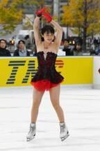 『つるんつるん』リンク開きで本田望結が華麗な演技「身長が伸びて衣装がすごく小さくなって」