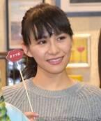 """あ~ちゃん、念願の『ドラ恋』スタジオMCに喜び「ザ・芸能界です!」 Perfume""""ファミリー""""で試聴会"""