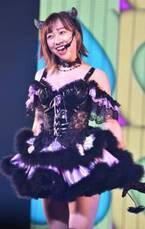 SKE48須田亜香里が小悪魔化「上沼恵美子さんに怒られそう」 ソロ19曲メドレー披露