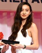Koki,ジュエリー賞に喜び「ふさわしい女性になれるように…」