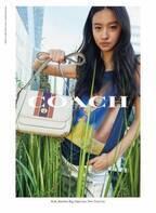 Koki,「COACH」グローバル広告キャンペーンのモデルに起用