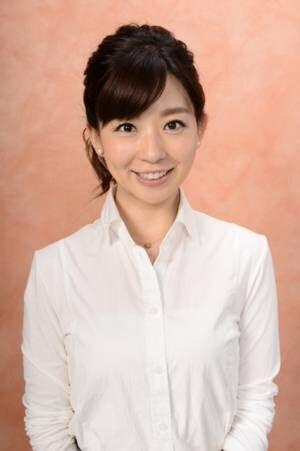 第1子妊娠を報告したテレビ朝日の松尾由美子アナウンサー(C)テレビ朝日