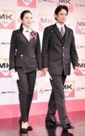 MKタクシー、15年ぶり新制服発表 デザインは小篠ゆま氏 差別化へ格式高さ強調