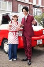中村倫也、相棒・小芝風花と『美食探偵』撮影スタート「8時間しか眠れなかった」
