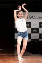 福島県出身の11歳・遠藤こころさん、パワフルなダンスで芸能ドラフト1位指名勝ち取る