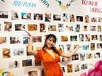 エロすぎるグラビアアイドル・森咲智美、初の写真展開催「私も毎日顔出します」