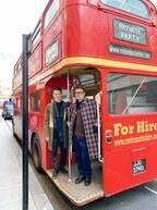 ヒロミ、英国留学中のウエンツ瑛士を直撃 1年間の成果とこれからに迫る
