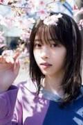 西野七瀬、満開の桜と美しく咲き誇る ナチュラルな表情もたっぷり披露