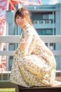 AKB48チーム8・岡部麟、乙女の顔と大人の色気 「6周年記念本」グラビアで魅了