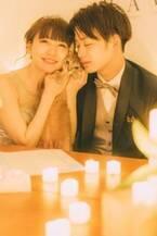 『元あいのり』桃、6歳年下男性との再婚報告「幸せです!!!!!!!!」