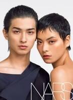 横浜流星&菅原小春、米『NARS』日本限定コレクションのキービジュアル起用