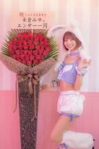 東京オートサロンで話題の身長169cm 8頭身アイドル・米倉みゆ、初写真集で初イベント開催