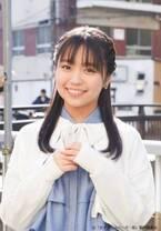 """""""飯テロ女優""""大原優乃、『女子グルメバーガー部』第1話に登場"""