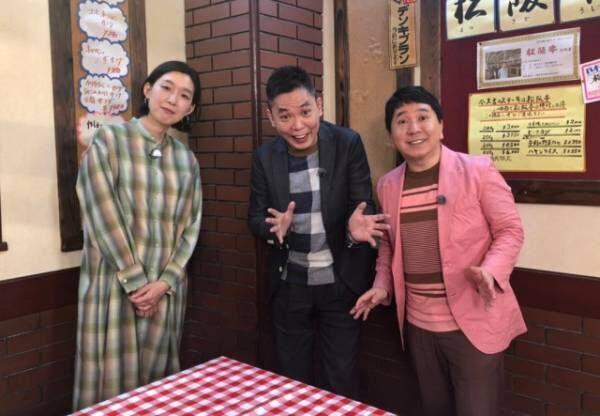 17日放送の『爆報!THEフライデー』(C)TBS