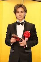 堂本光一、『菊田一夫演劇大賞』に恐縮 『SHOCK』20年の功績「ジャニーさんのおかげ」