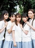 ラストアイドル「ヤンマガ選抜」バトル勝利のご褒美で『ヤンジャン』グラビア登場