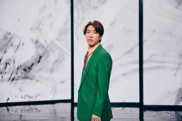 4年連続で『SONGS OF TOKYO Festival 2020』のホストを務める村上信五(C)NHK