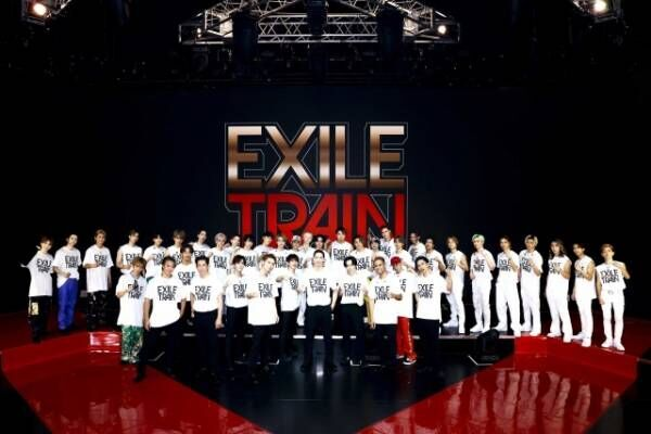 EXILEデビュー記念日にEXILE TRIBE5組41人が集結し配信ライブを実施した