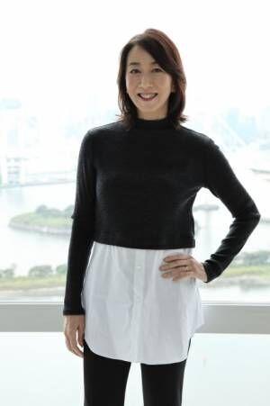 長野智子が『とくダネ!』でコメンテーター初挑戦(C)フジテレビ