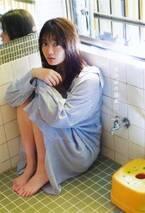 欅坂46田村保乃『チャンピオン』初ソロ表紙 秋の温泉グラビア「ひたすらに楽しくて」