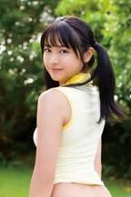 熊本出身・清純系女優・西本ヒカル、セカンドイメージで見せる均整の取れたボディ