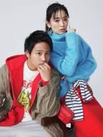 """ジャニーズWEST桐山照史、泉里香とファッション共演 さわやかに""""赤""""着こなす"""