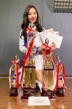 レースクイーンとアイドルを両立する「あのん」、日本レースクイーン大賞にて三冠を獲得