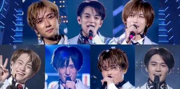 29日放送『連続ドキュメンタリー RIDE ON TIME』に出演するTravis Japan(ジャニーズJr.) (C)フジテレビ