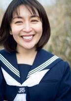 『白線流し』から25年 酒井美紀、42歳でグラビア初挑戦「わたし史上ギリギリ限界!(笑)」