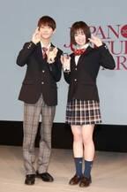 日本で一番制服が似合う男女決定 18歳のショートカット美少女・竹内詩乃さんと16歳の最強モテ男子・酒寄楓太さん