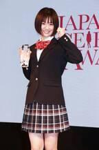 日本で一番制服が似合う女子中高生決定! グランプリはショートカット美少女・竹内詩乃さん