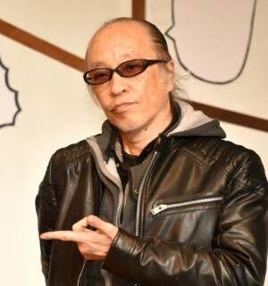 自伝的作品の舞台化に感激の思いを語ったえびはら武司氏 (C)ORICON NewS inc.
