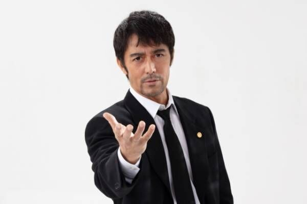 4月スタートの日曜劇場『ドラゴン桜』で主演を務める阿部寛 (C)TBS