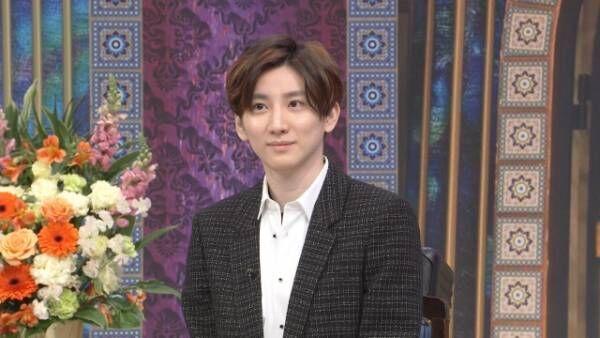 『踊る!さんま御殿!!』に初登場した京本大我(C)日本テレビ