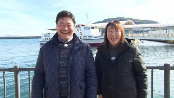 佐々木健介&北斗晶夫妻が『相席食堂』に参戦(C)ABC